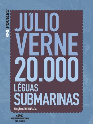 cover image of 20.000 Léguas Submarinas